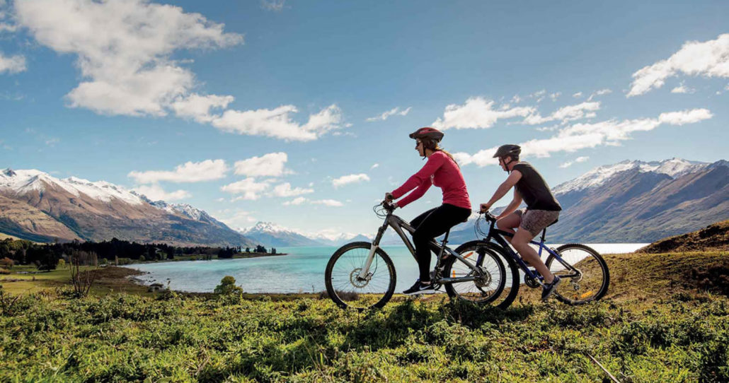 Hiking and Biking in Queenstown