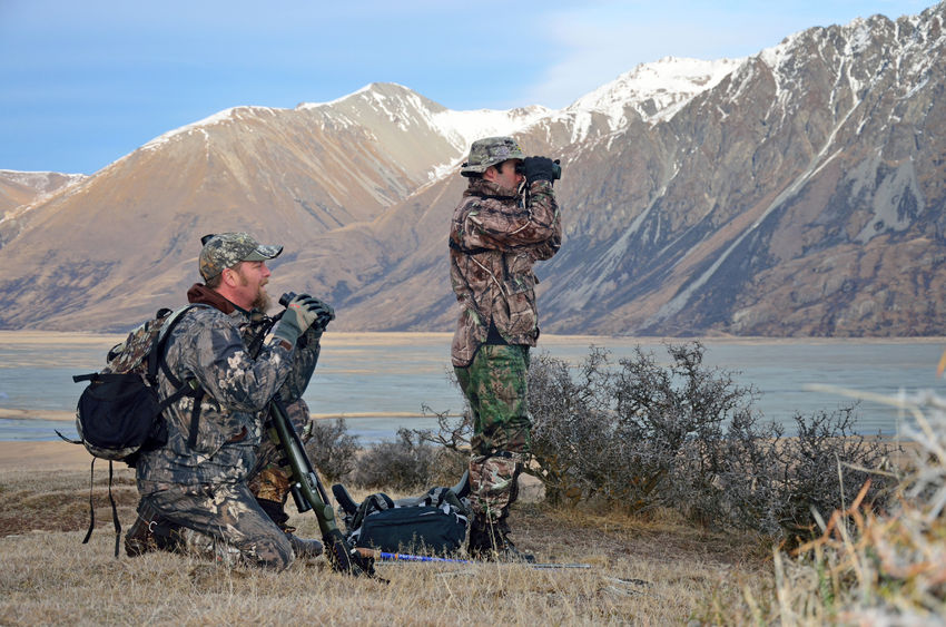 South Island NZ hunting trips